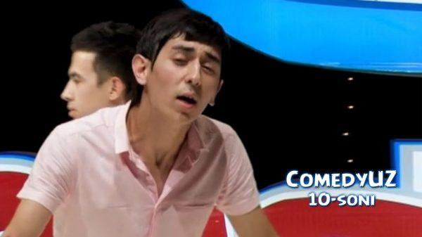 ComedyUZ 10-soni