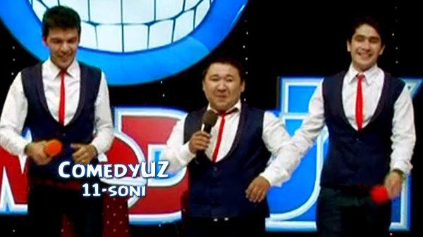 ComedyUZ 11-soni