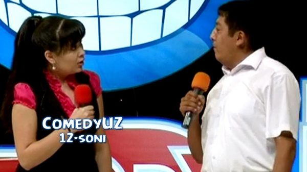 ComedyUZ 12-soni