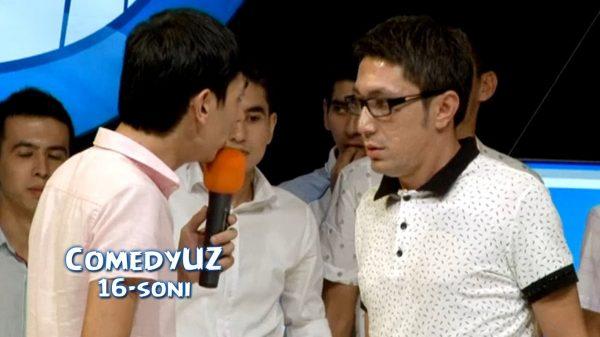ComedyUZ 16-soni