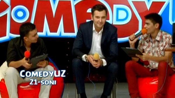 ComedyUZ 21-soni