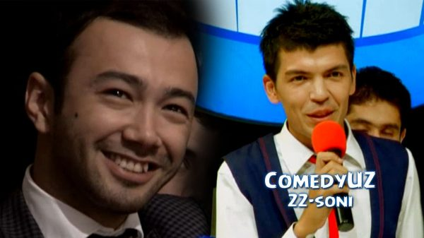 ComedyUZ 22-soni