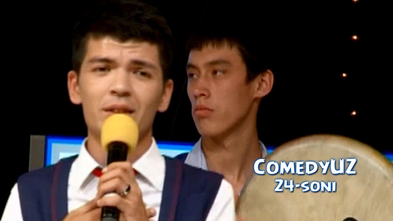 ComedyUZ 24-soni