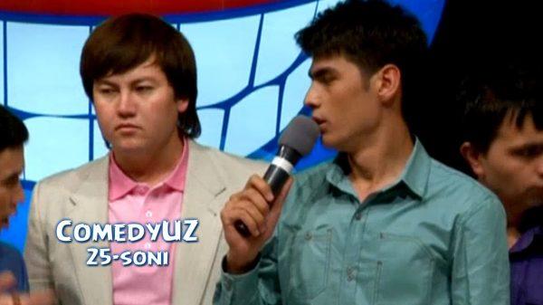 ComedyUZ 25-soni