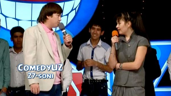 ComedyUZ 27-soni