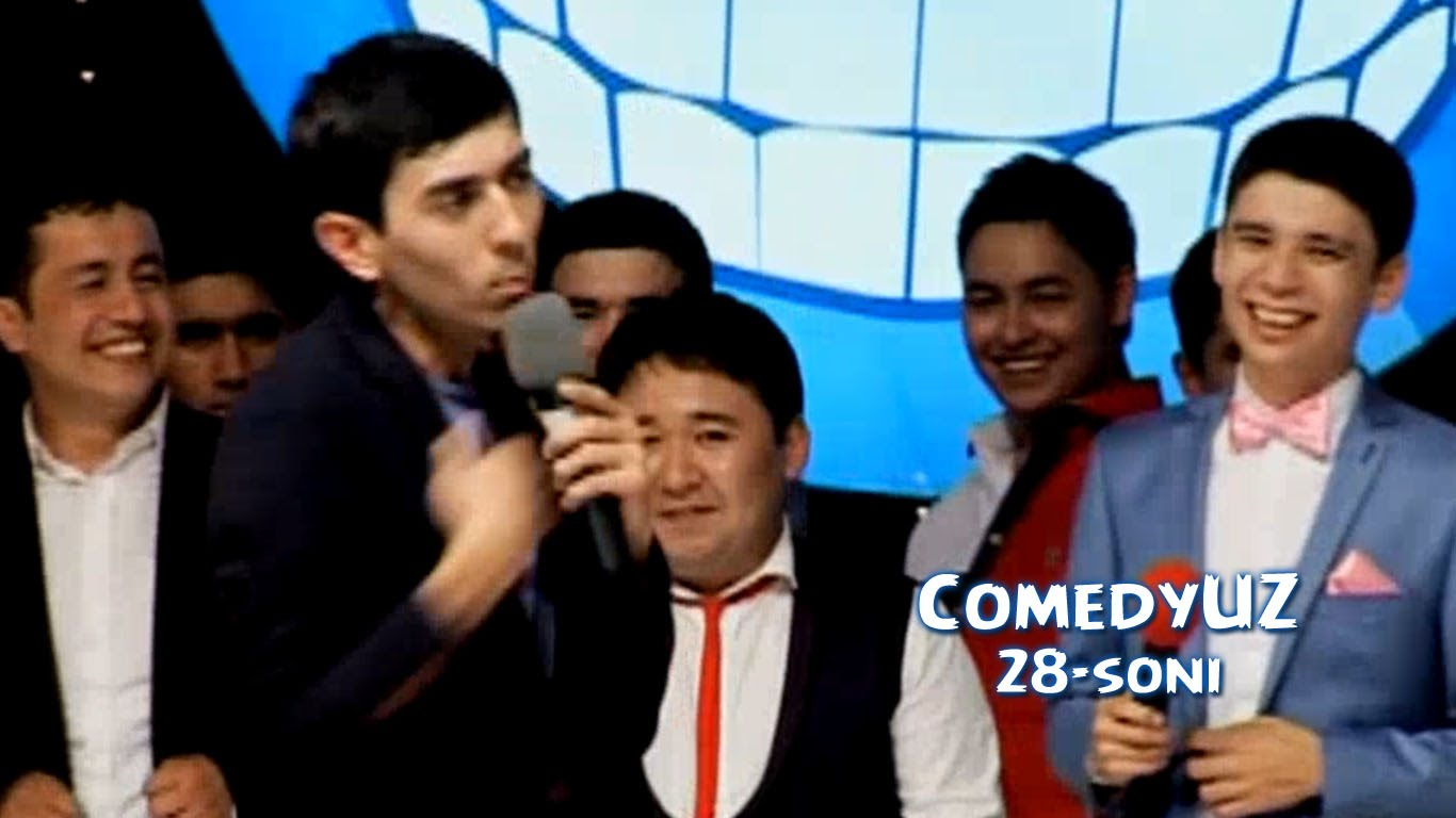ComedyUZ 28-soni