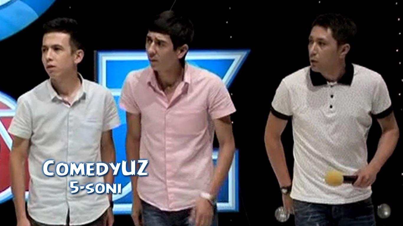 ComedyUZ 5-soni