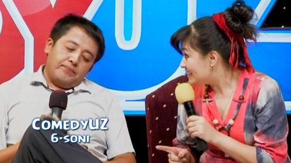 ComedyUZ 6-soni