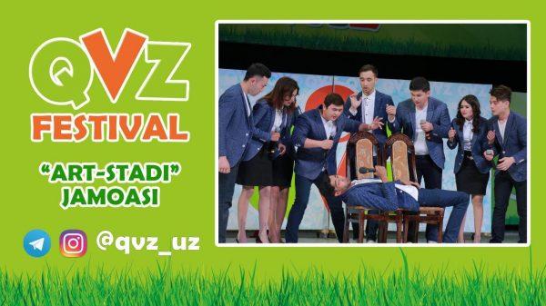 QVZ 2016 - Art stadi jamoasi