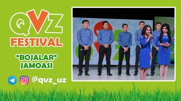 QVZ 2016 - Bojalar jamoasi