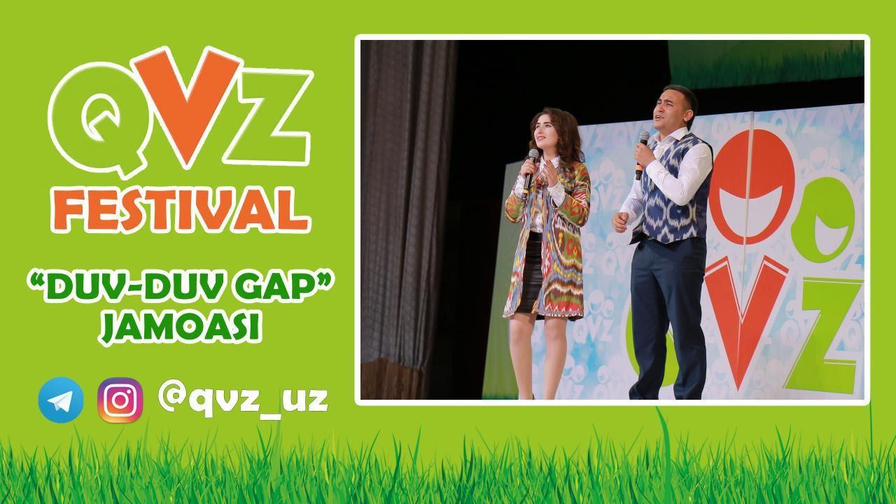 QVZ 2016 - Duv-duv gap jamoasi