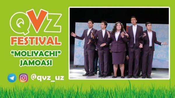 QVZ 2016 - Moliyachi jamoasi