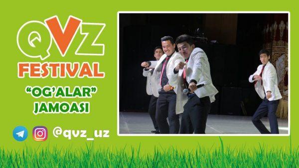 QVZ 2016 - Og'alar jamoasi