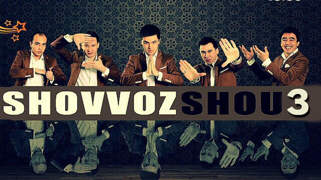 SHOVVOZ SHOU 3