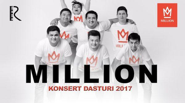 Million Jamoasi (Konsert Dasturi 2017)