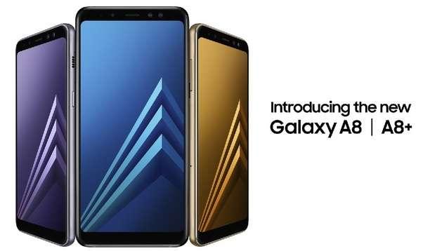 Samsung kutilmaganda yangi smartfonlarni taqdim etdi! (+video)