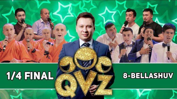 QVZ-2017 chorak final 8-o'yin