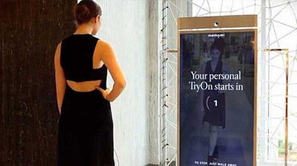 Amerikaliklar virtual ko'zgu ixtiro qildilar
