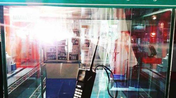 O'zbekistondagi birinchi mobil telefon