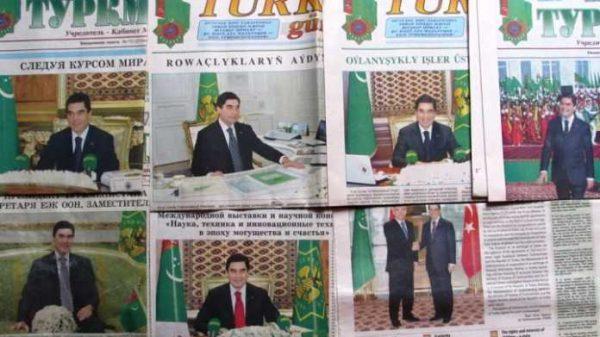 Ana xolos! Yirik mashmasha ortidan Turkmanistonda hojatxonalarda gazetadan foydalanish taqiqlandi