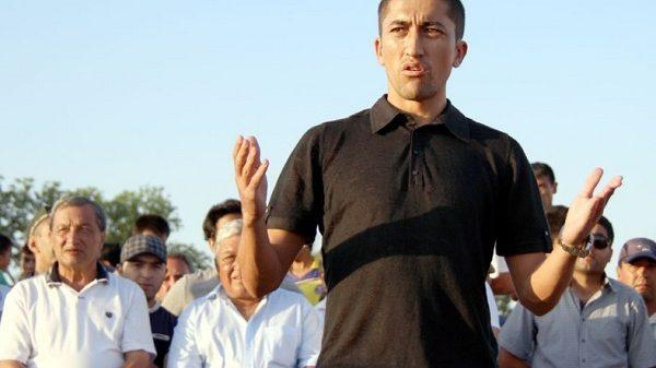 Odil Ahmedov va boshqa sportchilar poytaxtda masjid quradi
