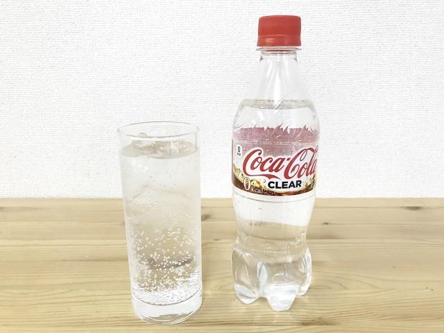Nahotki? Shaffof Coca-Cola yaratildi