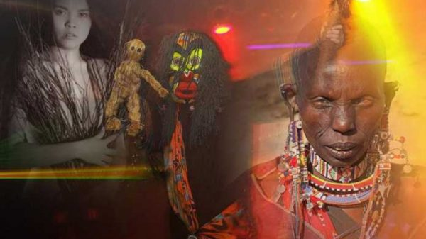 AFRIKA — JODU VA JODUGARLAR VATANI…