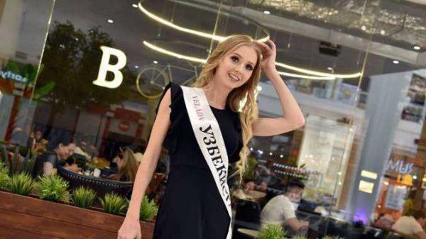 O'zbekistonlik qiz «Miss MDH-2018» go'zallik tanlovida qatnashmoqda (foto)