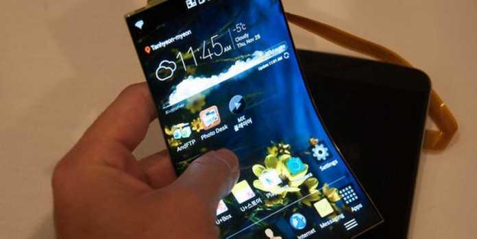 """Smartfonlar uchun """"o'lmas"""" ekran yaratildi"""