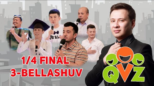 QVZ-2017 chorak final 3-o'yin