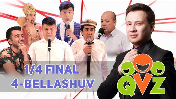 QVZ-2017 chorak final 4-o'yin