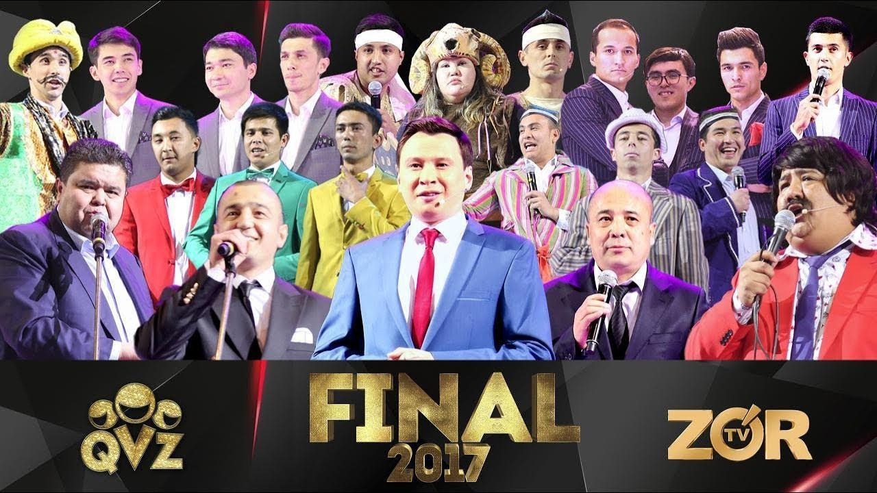 QVZ-2017 Final bosqichi