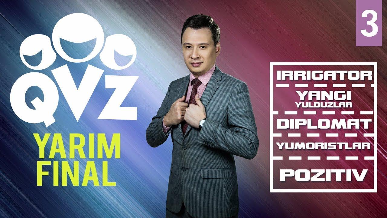 QVZ-2018 Yarim final