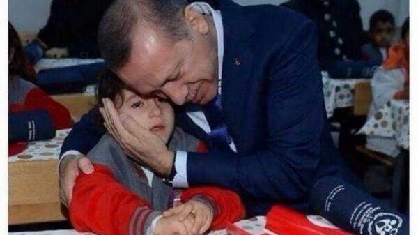 Turkiya Prezidenti Erdog'anning tantiligi