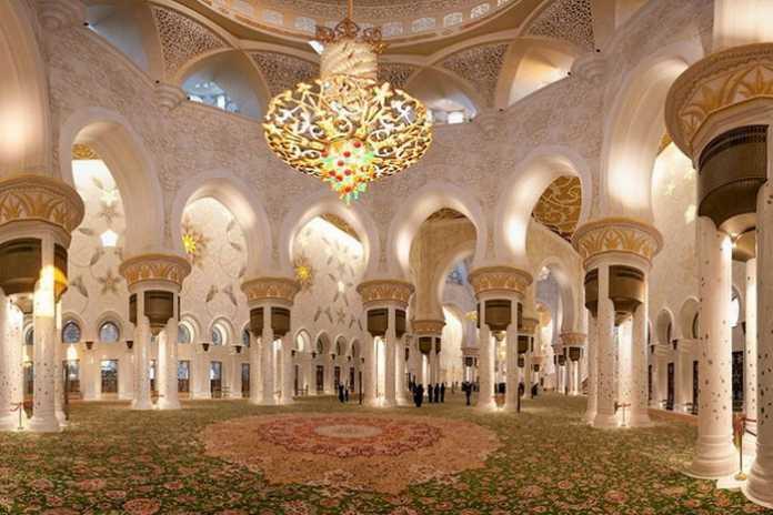 Dunyoning eng jozibador masjidlari (foto)