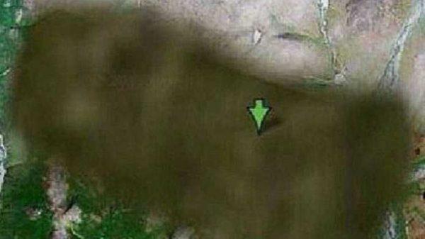 Google Earth'da ko'rinmaydigan 15 ta taqiqlangan hudud