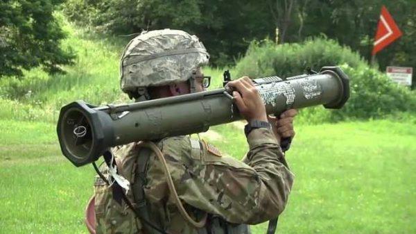 AQSh da askarlar mashqlarda o'zini otib o'ldiradimi?