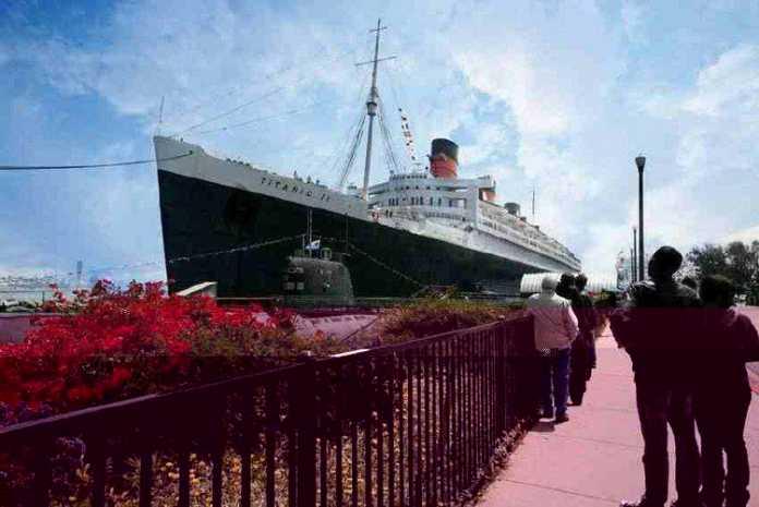 Nahotki, yana «Titanik» kemasi sayohatga yo'l olsa?