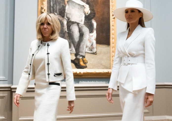Diplomatik dress-kod: Prezident rafiqalari amal qilishi kerak bo'lgan zaruriy qoidalar (foto) 1