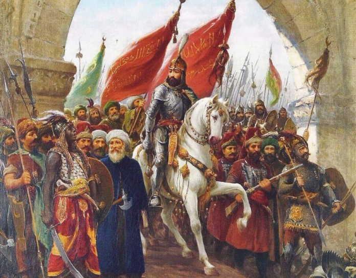 Istanbullik sahobalar yoxud Payg'ambarimiz (s.a.v.) vasiyat qilgan buyuk sarkarda