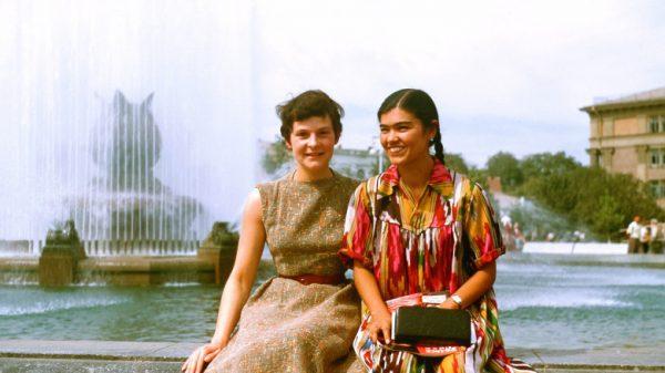 Toshkent 1956 yilda.