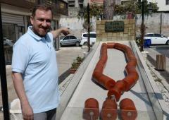 Turkiyada dunyodagi eng katta tasbeh yaratildi