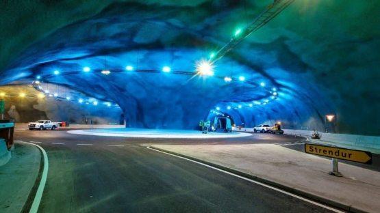 Dunyoda ilk marotaba suvosti avtomobil tunneli qurildi