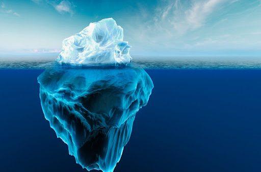 Dunyodagi eng katta aysberglardan biri parchalanmoqda