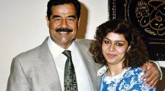 «Otam shafqatsiz bo'lmagan»: Saddam Husaynning qizi intervyu berdi (VIDEO)