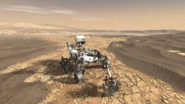 Insoniyat birinchi marta Marsda shamol ovozini eshitdi. NASA ikkita tarixiy video bilan bo'lishmoqda (video)