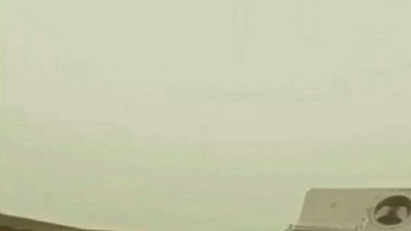 Mars sayyorasidan dastlabki video tasvir
