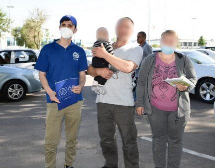 Krasnoyarsk o'lkasida murakkab vaziyatda qolgan sirdaryoliklar O'zbekistonga qaytarildi
