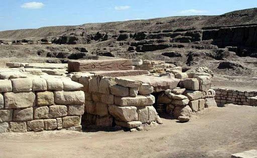 Misrda arxeologlar uch ming yillik shaharni topdi