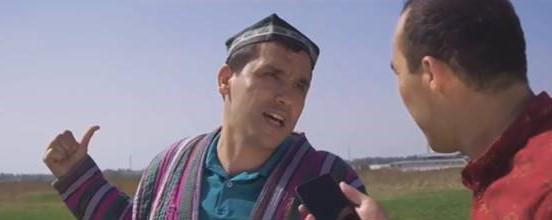 """Qo'ylari hokimlik binosi oldida """"namoyish o'tkazgan"""" qo'ylarning egasidan intervyu olishibdi (video)"""